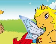 My Little Poni dress up online lovas játék